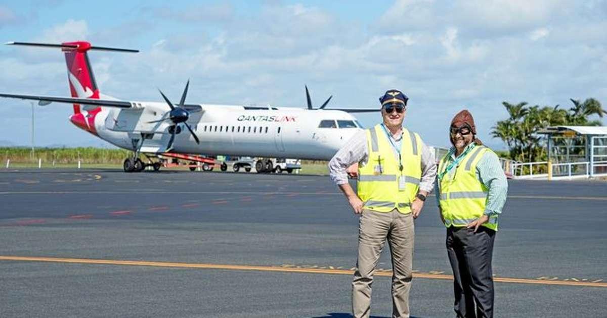 Qantas Training Academy Shortlists – Two Queensland Regional