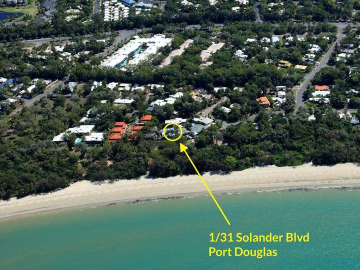 1/31 Solander Boulevard, Port Douglas, QLD
