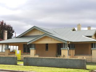 Stunning cement rendered home is premium location - Cootamundra