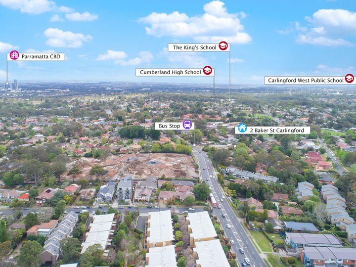2 Baker Street, Carlingford, NSW