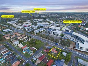 850m Opposite Business Technology Park! - Eight Mile Plains