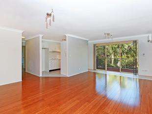 Timber Floor Throughout 2 Bedroom Unit - Hornsby