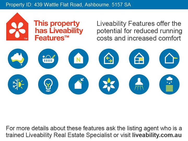 439 Wattle Flat Road, Ashbourne, SA