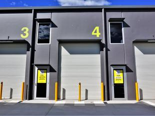BRAND NEW 95sqm* OFFICE/ WAREHOUSE - Tingalpa