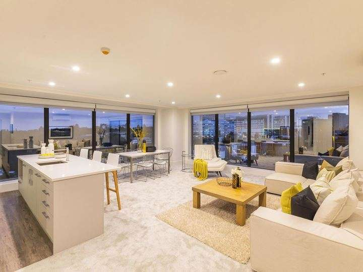 1401/8-10 Whitaker Place, Grafton, Auckland City 1010 - Sold