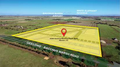 4099 Geelong-Bacchus Marsh Road, Parwan
