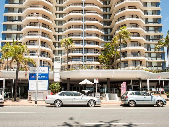 Beach House  11/52 Marine Parade, Coolangatta, QLD