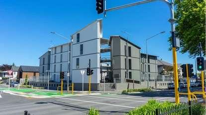 13/169 Fitzgerald Avenue, Christchurch Central