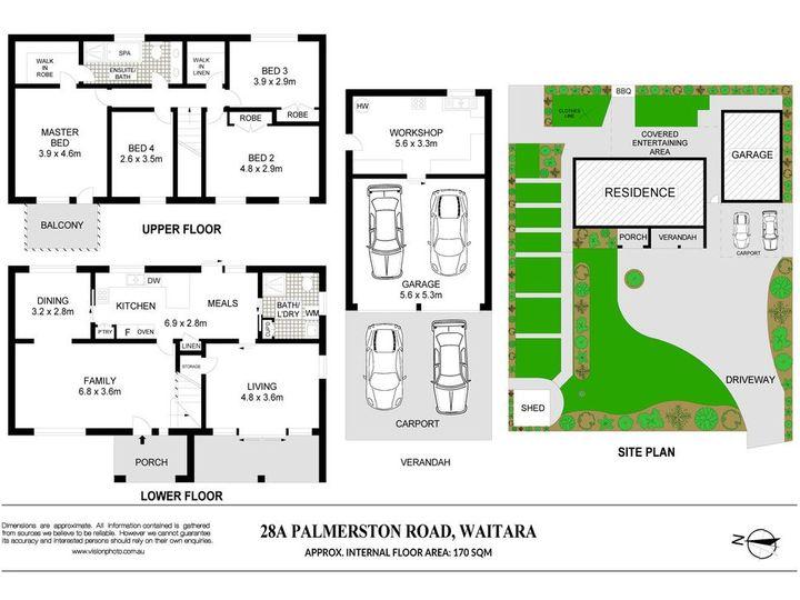 28A Palmerston Road, Waitara, NSW - Rental House Leased