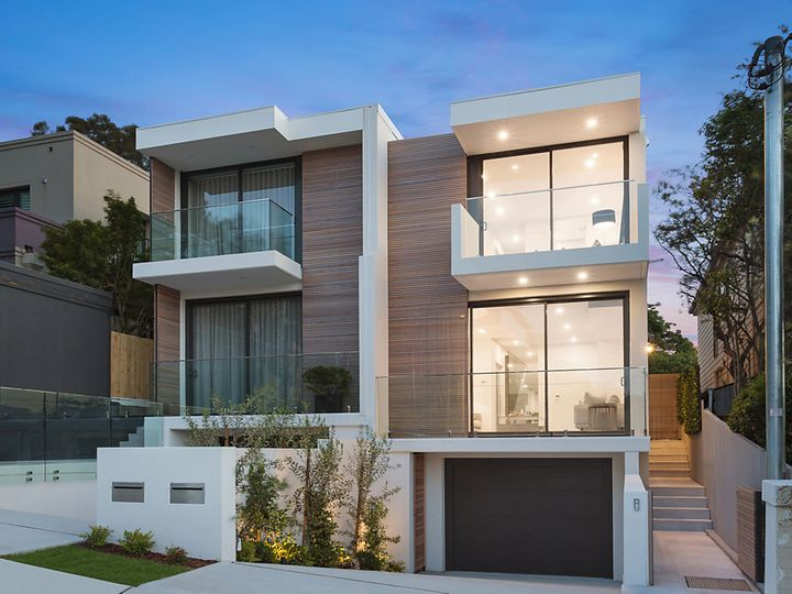 Residence 1, 135 Dover Road, Rose Bay, NSW