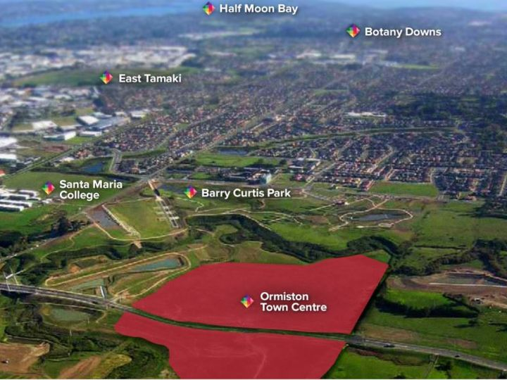 Lot 9 Donegal Glen -  Stage 11, Flat Bush, Auckland