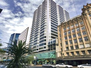Perfect CBD Location - Crombie Lockwood - Auckland Central