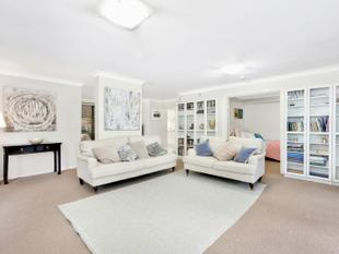 ONE OF A KIND WITH SUPER SIZED LIVING WITH 322 SQ METRES ON TITLE - Lane Cove