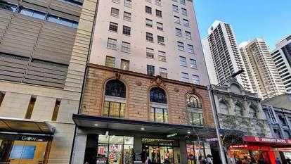 1105/250 Pitt Street, Sydney