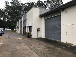 Well Positioned Industrial Warehouse For Lease - Beerwah