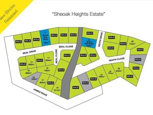 "NEW BLOCKS RELEASED   |   ""Sheoak Heights Estate"" - Clare"