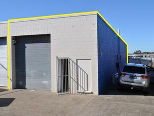 INDUSTRIAL WAREHOUSE IN MOSS ST (REAR UNIT) - Slacks Creek