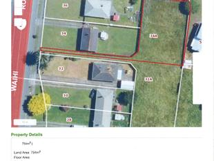 34A Waihi Rd - Development / Land Banking Delights - Hawera