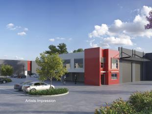 Quality brand new industrial units Located in Ormeau - Ormeau