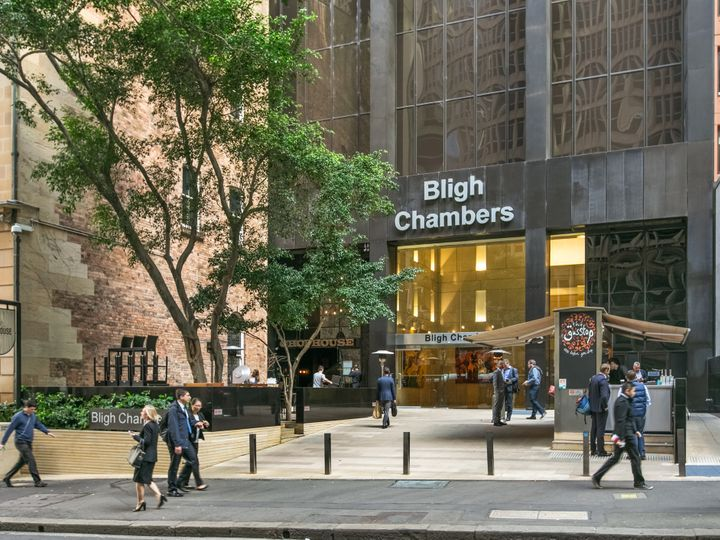 Suite 20.03/25 Bligh Street, Sydney, NSW