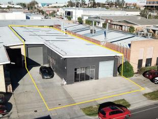 "WELL PRESENTED WAREHOUSE / OFFICE - ""PRICE REDUCED"" - Moorabbin"