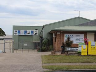 Clean & Tidy High Clearance Warehouse | For Lease - Caloundra West