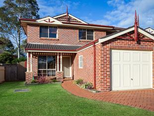 Torrens title duplex in a sought after location - Menai