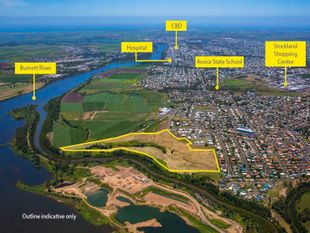 22ha* Approved Residential Development Site - Bundaberg Central
