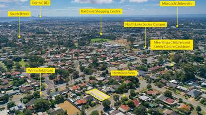 Lot 1 & 2, 22 Hermione Way, Coolbellup