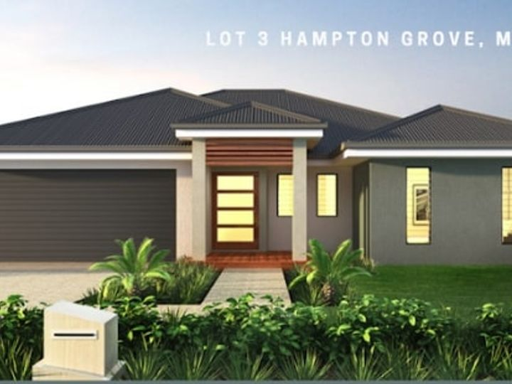 Lot 3 Hampton Grove, Mount Louisa, QLD