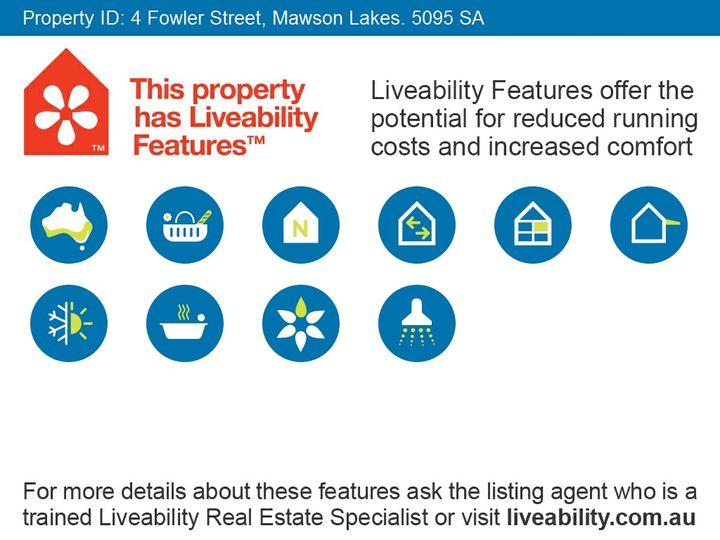4 Fowler Street, Mawson Lakes, SA