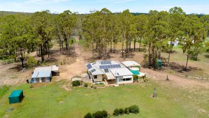 854 Old Esk Road, Taromeo