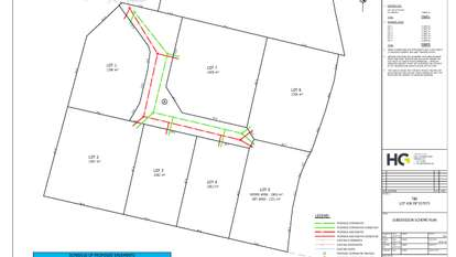 Lot 426 Proposed Subdivision (Lots 1 to 7), Tauriko
