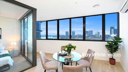 501/11 Wentworth Place, Wentworth Point