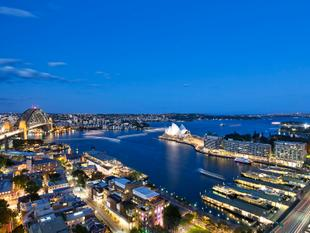 Penthouse living in the celebrated Four Seasons - Sydney