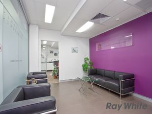 Quality Office With Extensive Fit-out - Parramatta