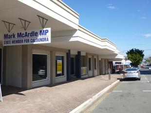 Professional Ground Floor Office - Spacious with Water Views + 3 Lock-Up Garages - Caloundra