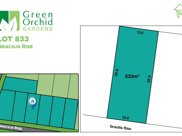 Lot 833 Gracilis Rise, South Nowra, NSW