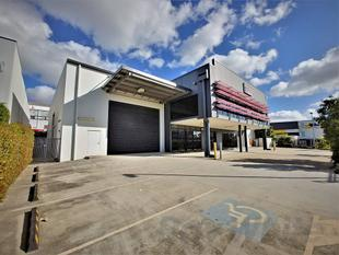 1,457sqm* MODERN FREESTANDING OFFICE / WAREHOUSE - Tingalpa