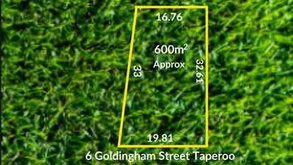 6 Goldingham Street, Taperoo