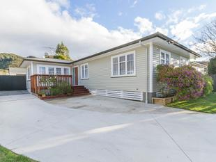 First rate on Fraser Street - Wainuiomata
