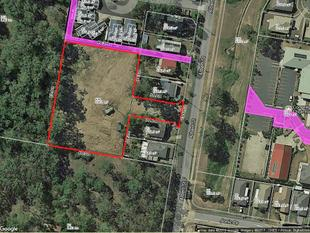 5,661m2  DA Approved For 18 Town Houses - Goodna