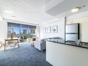 Ipanema Building - Level 5 - One Bedroom Plus Study - Surfers Paradise