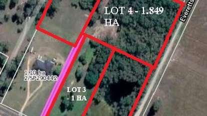 Lots 1,3,4,5/272 Central Road, Tinana