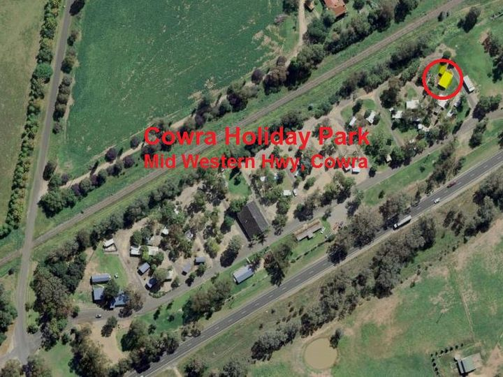 Site 79 Cowra Holiday Park/10256 Mid Western Highway, Cowra, NSW