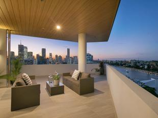 Spectacular 202sqm of Penthouse Living - Kangaroo Point