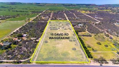 Lot 15 David Road, Waggrakine