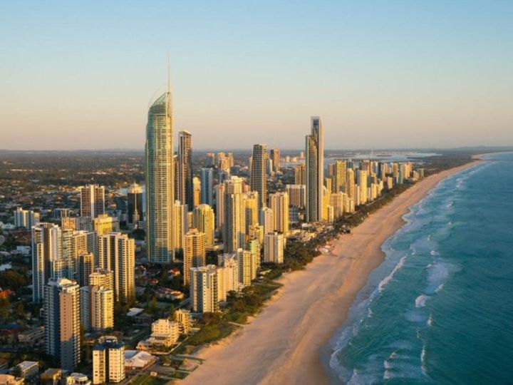 103/2988 'Palazzo' Surfers Paradise Boulevard, Surfers Paradise, QLD