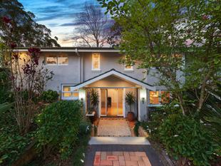 Stunning family home in a sensational setting - West Pymble