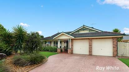 8 Barnes Place, Rouse Hill